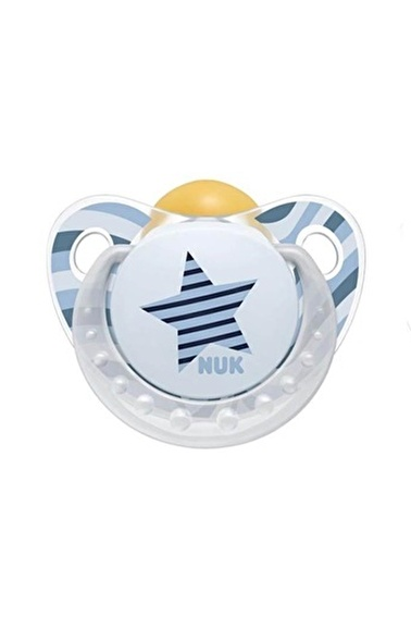 Nuk Lx Emzik Trendline No:1 Bebek (0-6 Ay) Pembe